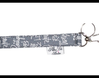Chic, Key Wristlet , Key Fob, Swivel Hook, Key Chain