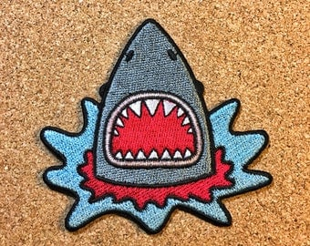 Shark Splash JAWS patch