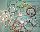 WHOLESALE LOT S OF 12 Single Loop Bracelet - Proceeds Benefit Cancer Research