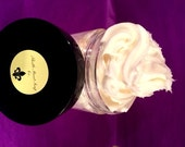 HUGE 16 ounce Pink Sugar (Type) Whipped Shea Butter