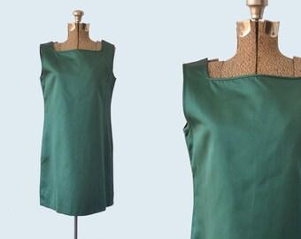 MIU MIU Green Shift Dress size M
