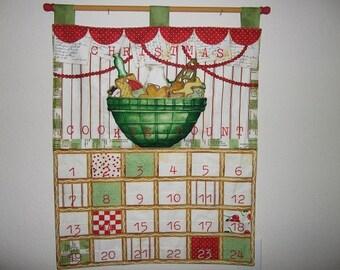 Christmas Advent Calendar - Christmas Sugar Cookies