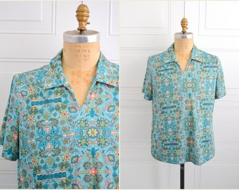 1970s Haband Pullover Shirt
