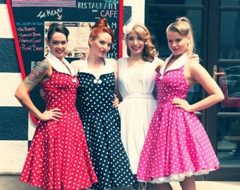 Rockabilly Bridesmaids dresses By TiCCi Rockabilly Clothing