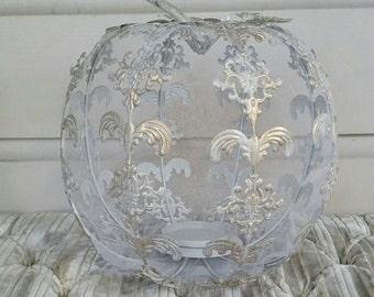 Large Cinderella Pumpkin Card Holder-Centerpiece