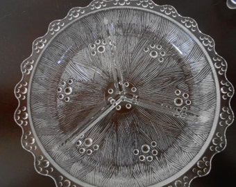 Vintage Divided Relish Dish