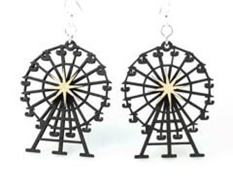 Ferris Wheel-Wooden Laser Cut