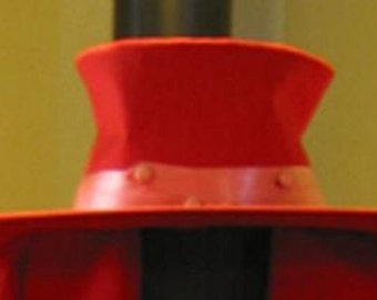 Alucard Hat custom made available in RED or BLACK or BROWN or most any colors you might want for your Hellsing cosplay