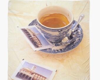 Un Cafe, Printed Scarf