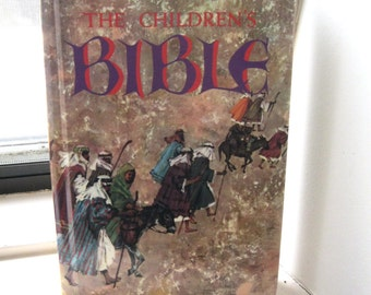 Vintage The Children's Bible Hardcover