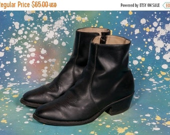 30% OFF Black BEATLE Boots Men's Size 7 B