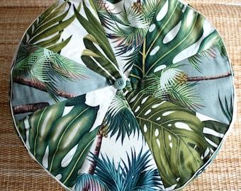 palm tree pouf