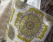 Rescued Futon Cover Sample Market Tote Shopping Bag Prewashed and Lined