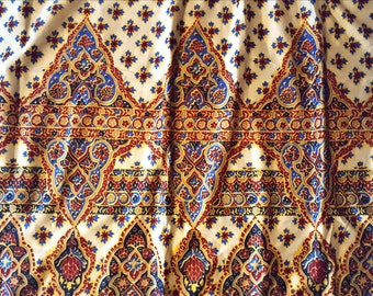 SALE NOS Vintage Late 60s Early 70s Boho Harem Wrap Pants Madamoisell