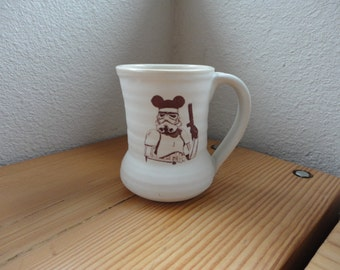 Storm Trooper Mickey Mug