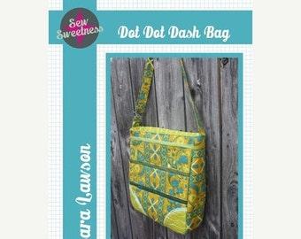 ON SALE Dot Dot Dash Bag Sew Sweetness