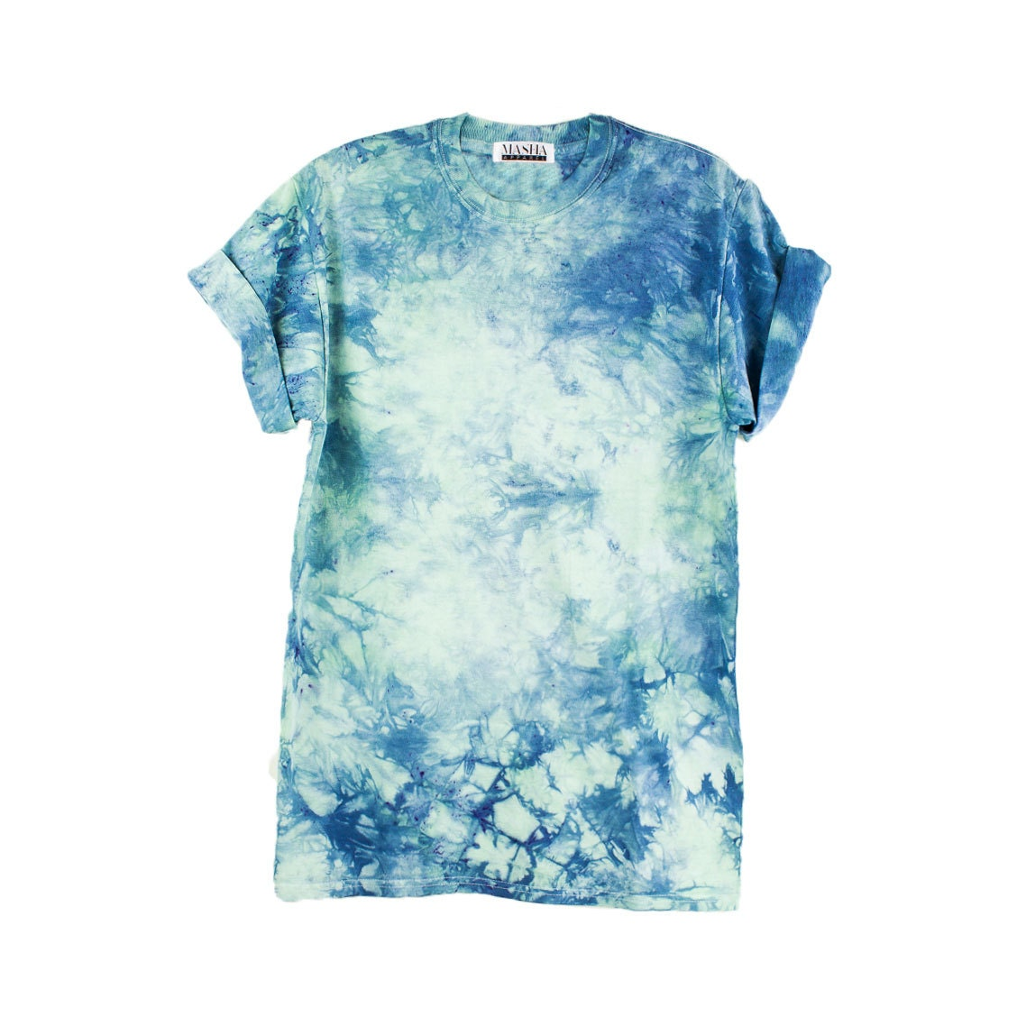 Tie dye t shirt psychedelic festival shirt gift for fathers for Customized tie dye shirts