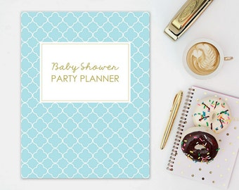 Party Planner, Event Planner, Birthday Party Planner, Baby Shower Planner, Printable