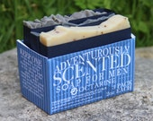 Adventurously Scented: Mens Artisan Essential Oil Soap Sampler