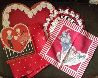 Vintage Instant Valentine Collection