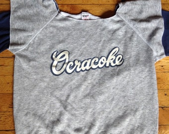 1980's Ocracoke sweatshirt USA XL