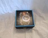 Labyrinth Keepsake Jewelry Stash Trinket Box