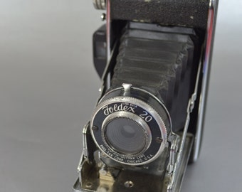 Very cool Vintage Foldex 20 Camera - We have a vintage camera for you