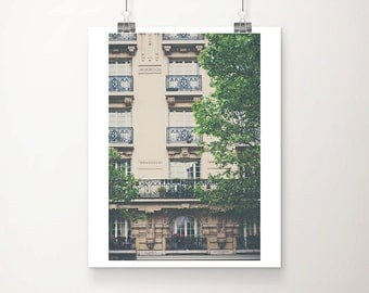 Paris photography Paris apartment photograph Montparnasse photograph Paris decor travel photography wanderlust art Paris print