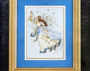 20%OFF Dimensions The Gold Collection Petites TWILIGHT ANGEL By James Jim Himsworth - Counted Cross Stitch Kit