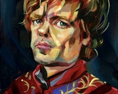 Small GoT Peter Dinklage study