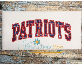 Patriots Arched