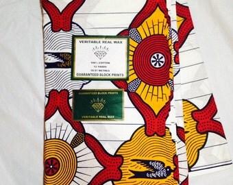 Ankara Holland Super Wax /Fabric/African Prints/African Fabric/Ankara/Crafts/African Clothing/Best Quality 6 yards
