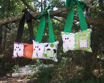"""Tooth-fairy Pillows 5""""x 7"""" for kids"""