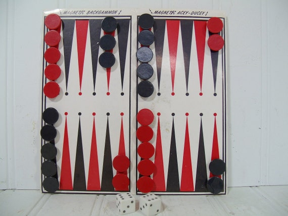 acey ducey backgammon