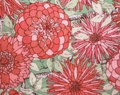 Victorian Modern Pattern: 5981 Color G by Andover Fabrics/Pastels/Large Flower Fabric/Fabric by the Yard/Half Yard/Fat Quarter/PRICES VARY