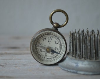 Antique Miniature Compass
