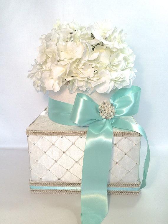 card box bride 39 s bouquet baby shower card holder card box custom card
