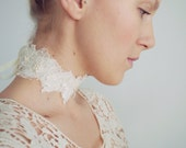Lace choker / Bridal choker / Bridal necklace