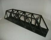 Industrial Metal Black Toy Bridge
