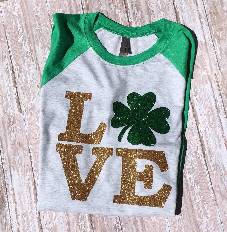 Womens Saint Patricks Day Shirts