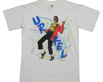 1991 Steve Urkel Family Matters Shirt vintage 90s TGIF rare Did I Do That