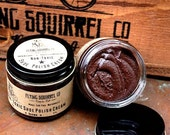 Brown Non-Toxic Shoe Polish Cream - Item# SPO_BROWN_01