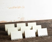 RESERVED for Amanda - set of 25 place cards