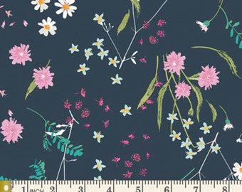 Lavish - Blossom Swale Depth by Katarina Roccella from Art Gallery Fabrics