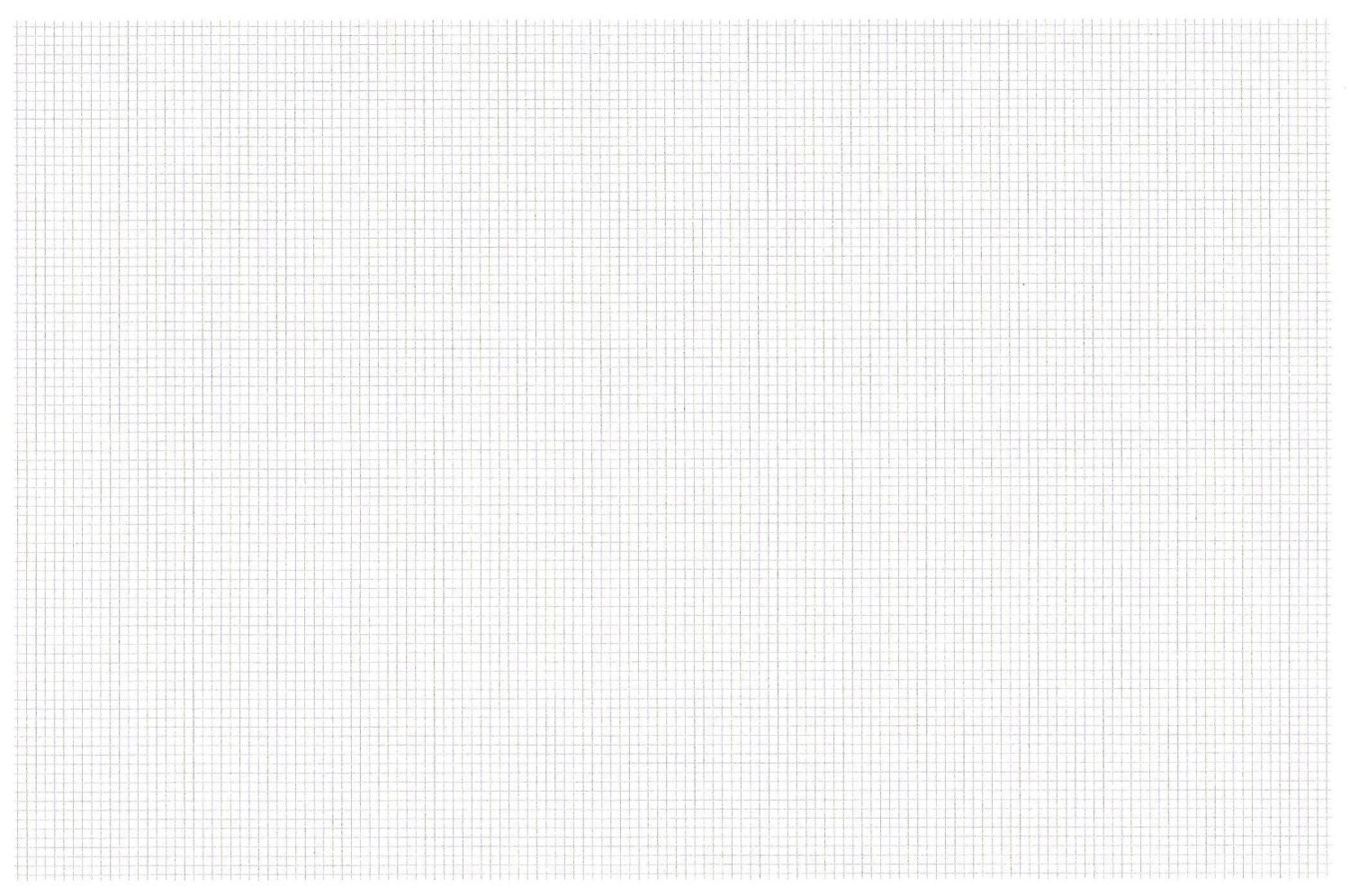 25 Pack Of Large Sheet Format 1 4 Graph Paper 36 X