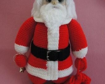 Santa,crochet