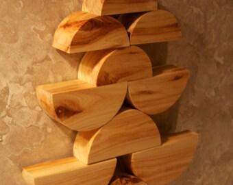 Aspen wall sculpture. - Wood wall art - Tree sculpture - Rustic centerpiece