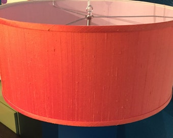 CONTEMPORARY HANGING LIGHT - Orange