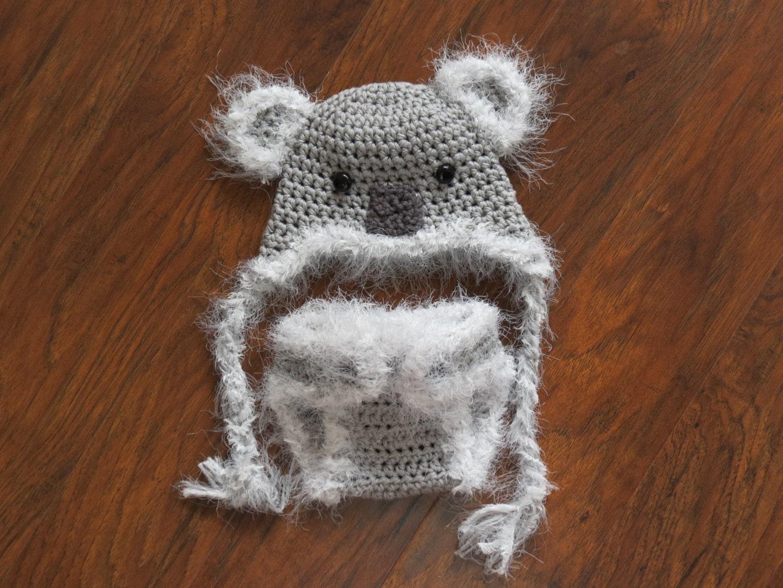 Newborn photo prop pattern crochet diaper cover