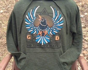 Uncle John's Band HOODIE - Grateful Dead / Jerry Garcia / Dead and Company Co inspired